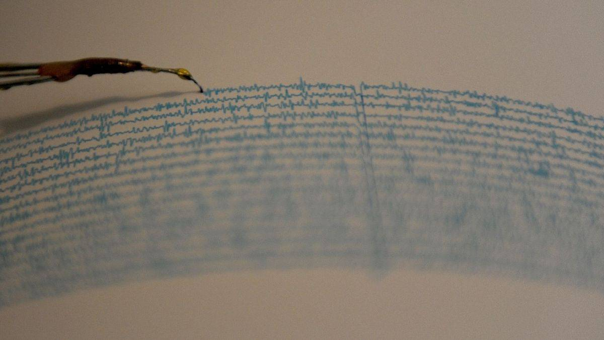 sismologie France tracés