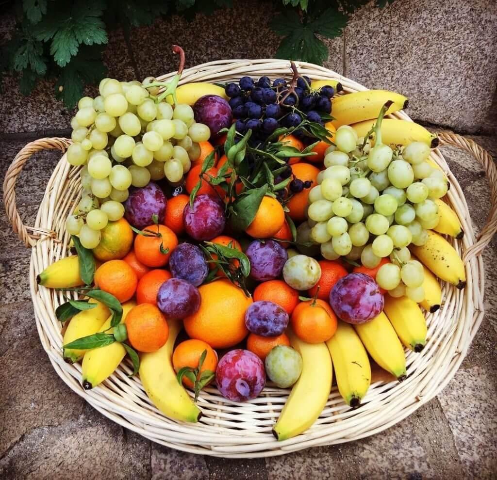 snacks fruits écologiques bureau