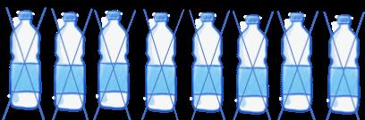 la fin des bouteilles plastiques