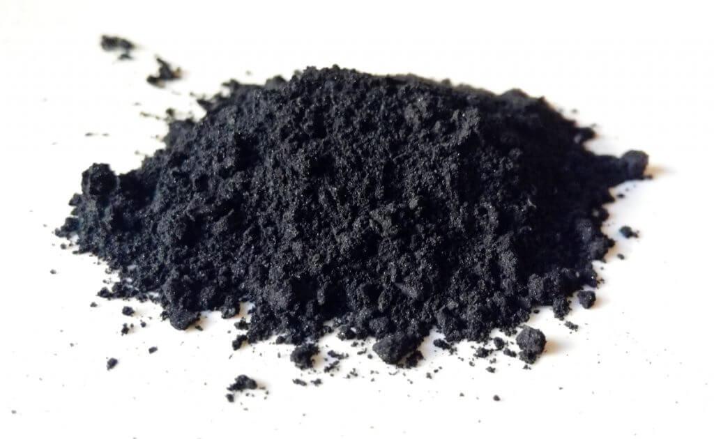 charbon actif poudre