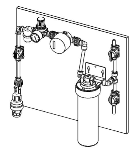 filtration fontaine eau castalie