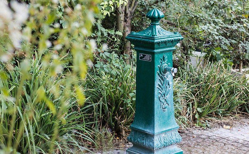 fontaine a eau publique
