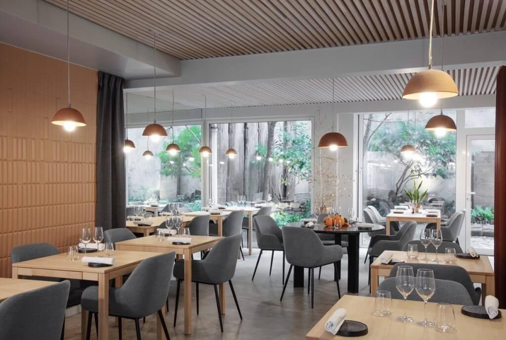 restaurante coresponsable paris Castalie