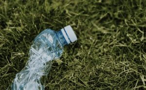 bouteille eau plastique