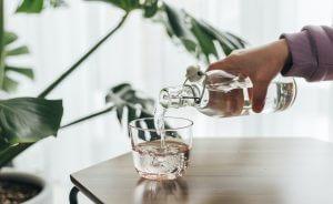 eau potable robinet definition